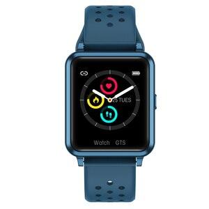 Умные часы P29 для мужчин и женщин, измерение температуры тела, фитнес-трекер для измерения сердечного ритма, Смарт-часы GTS для телефонов IOS