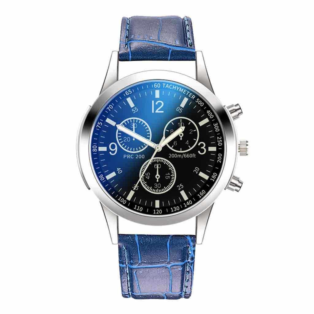 Pria Jam Tangan Top Brand Mewah 2019 Kuarsa Stainless Steel Dial Bracele Menonton Blaus Masculino Relojes Hombre