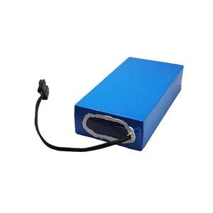 LiTech Power 17S7P 60В 20.3Ah аккумулятор 18650 перезаряжаемая литиевая батарея 60В Аккумулятор для airwheel