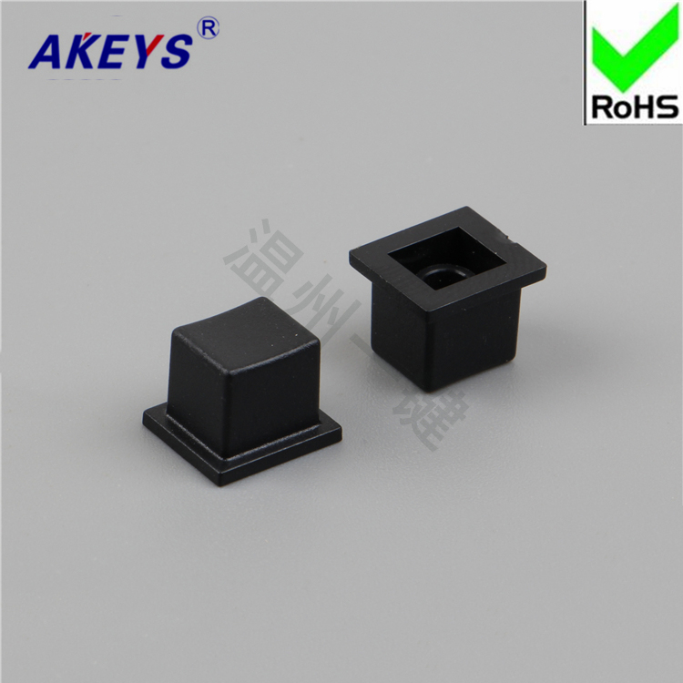 20PCS A125 hat touch switch toggle round key cap 6*6 diameter 8.5MM