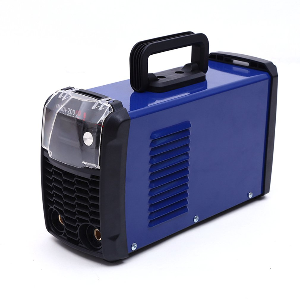 MMA-<font><b>200</b></font> Mini Digital Display DC <font><b>Inverter</b></font> ARC Welder 220V IGBT Portable Welding Machine 20-120A For home DIY Repairing image