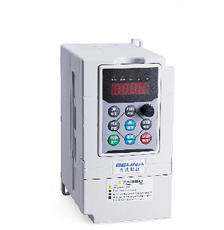 mini Frequency Converter 0.4kw 0.75kw <font><b>1</b></font>.5kw 2.2kw 4kw 190V/<font><b>220V</b></font> Single <font><b>Phase</b></font> 380V <font><b>3</b></font> <font><b>Phase</b></font> Input VFD Frequency <font><b>Inverter</b></font> 190V/VFD image