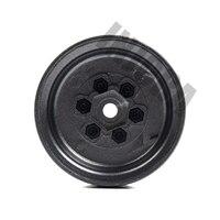 4PCS Metal Beadlock 1.9 Wheel Rim for 1/10 RC Rock Crawler Traxxas TRX-4 TRX4 D90 D110 TF2 Axial SCX10 90046 AXI03007 6