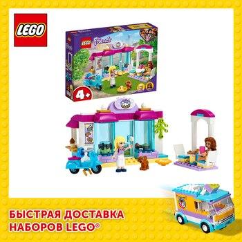 Конструктор LEGO Friends Пекарня Хартлейк-Сити 1