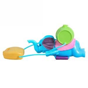 Image 4 - Bilek su tabancası oyuncaklar fil bahçe su tabancası açık plaj oyuncak çocuklar yaz oyunu fışkırtma yüzme su savaşı oyuncaklar çocuklar için