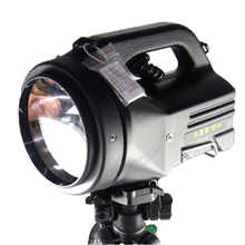 High power 100W xenon searchlight outdoor hunting 75W powerful searchlight built-in 12V20AH battery rechargeable HID searchlight - DISCOUNT ITEM  35% OFF Lights & Lighting