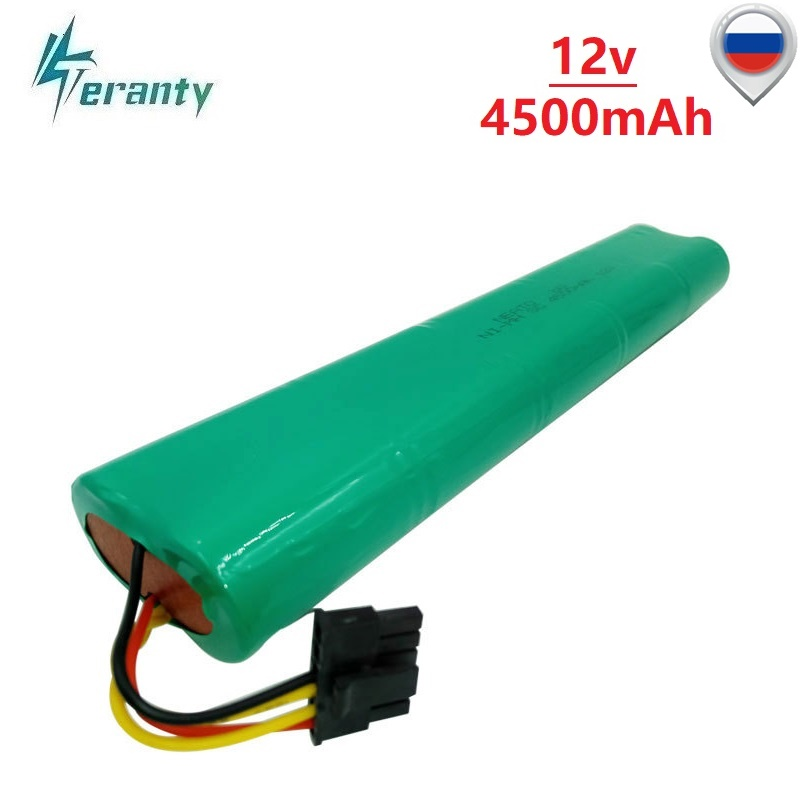 Sweeping Machine 12V 4500mAh Battery For Neato Botvac 70E 75 80 85 D75 D8 D85 Vacuum Cleaners SC 12v NiMH Rechargeable Battery