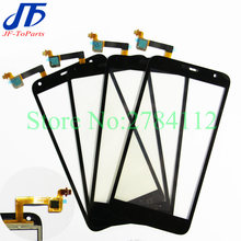 10Pcs Für Alcatel One Touch PIXI 4 5,0 OT 5010 OT5010 5010D 5010E 5010G Touch screen Digitizer Vorder outer Bildschirm Glas Linse(China)
