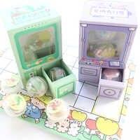 Domikee-consola de juegos creativa, diseño escolar para estudiantes, juego de papelería para niños, sellos, almohadilla de tinta, cinta adhesiva washi, pegatina y insignia