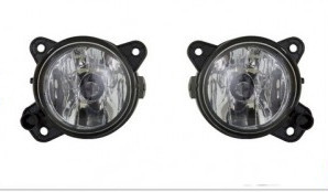 Qirun  fog lamp assembly lights+covers+wires+switch for Volkswagen TRANSPORTER T5/POLO 2007~2009