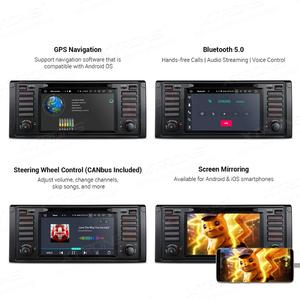 Image 4 - Xtrons Qualcomm Bluetooth 5.0 Android 10.0 PX6 Auto Stereo Radio Dvd speler Gps Voor Bmw E39 1995 2003 M5