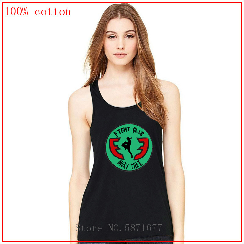 Muay Thai Fight Club tank top tops for women tank top crop top t shirt sexy top summer tank tops women top TShirt tank top vest image