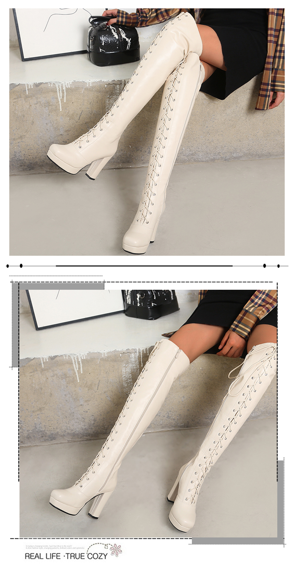 gothic punk boots