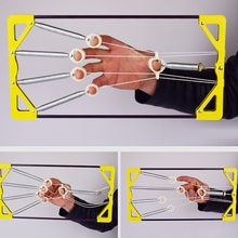 Piano guitar Guzheng finger strength adjustable distance finger force rehabilitation strong