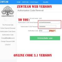 Online ZXW Team 3.1 ZXWTEAM Software ZXWSoft Digital Authorization Code Zillion x Work Circuit Diagram for iPhone iPad Samsung|Phone Adapters & Converters| |  -