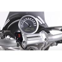 For Yamaha Digital LCD Motorcycle Mount 1 6 Level Speed Gear LED Universal Digital Display Waterproof Indicator Gears Wholesale