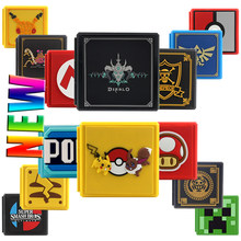 2019 For Nintend Switch Accessories Portable Game Card Case Shockproof Hard Shell Storage Box For Nintendo Switch NS Game(China)