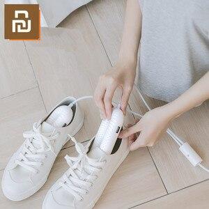 Image 2 - Xiaomi Sothing Nul Een Draagbare Huishoudelijke Elektrische Sterilisatie Schoen Schoenen Droger Uv Constante Temperatuur Drogen Ontgeuringseffect