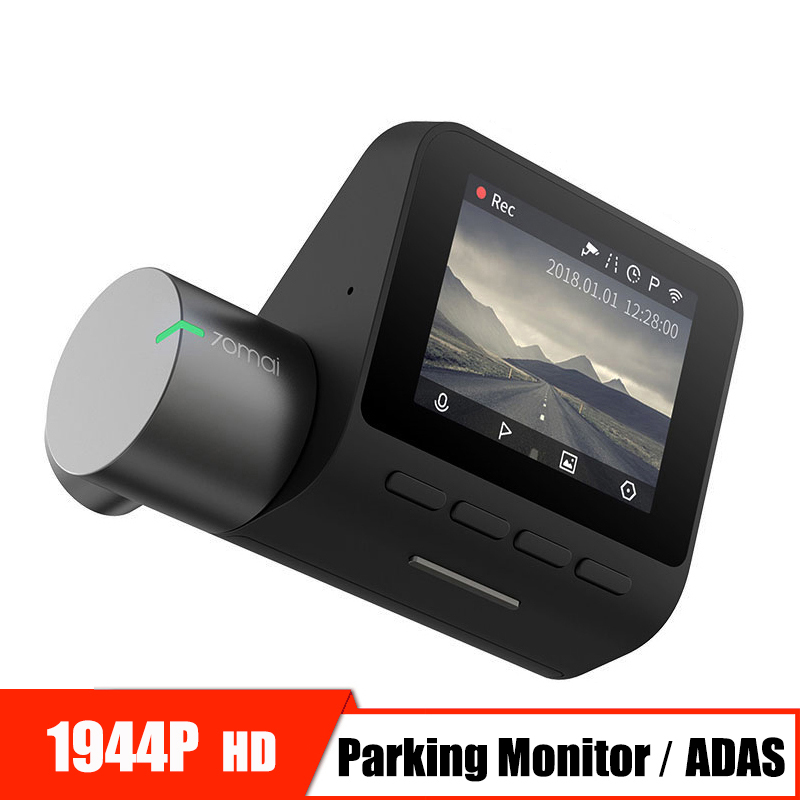 70mai Car DVR Camera Parking-Monitor Auto-Video-Recorder Dash Cam Wifi ADAS Night-Vision