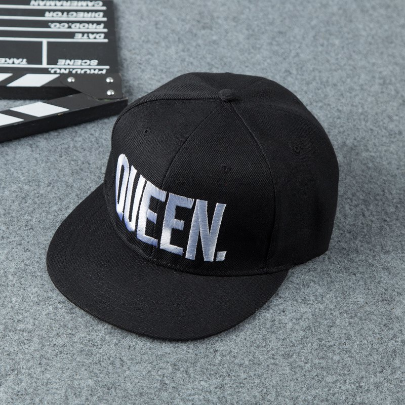 Fashion-KING-QUEEN-Men-s-Women-s-Baseball-Hat-Spring-Band-King-Queen-Embroidery-Couple-Hip (5)
