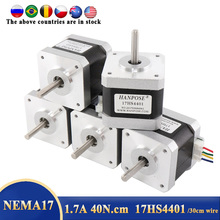 Nema Motor Stepper 17HS4401 5pcs Lead 3d-Printer 2