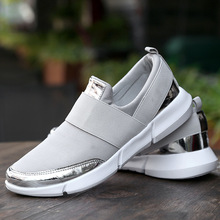 Women Fashion Sneakers Plus Size Running Shoes Slip-on Spring Autumn Woman Flats Ladies Casual Shoes High Quality Loafers Latest cootelili women sneakers platform casual shoes woman flats slip on letter loafers ladies black gray blue red plus size 40 41 42