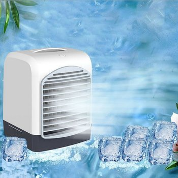 Air Conditioner Mini USB Air Cooler Portable Arctic Air Conditioners Fan Device Room Cooling Cooler Small Table Fans fan polaris psf 40 v floor fan mini air conditioner air cooler ventilation cooler fans