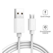 Cabo do carregador para Huawei P 2019 Inteligente Y9 Y6 Y7 Prime 2018 de Carregamento Micro USB Para Honra 10 lite 7a pro 8c 8x7 s Fio de Dados