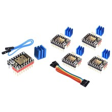 2Set TMC2209 V1.2 Stille Stap Sticks Stappenmotor Driver Voor 3D Printer Onderdelen Skr V1.3/Mini E3(China)