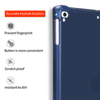 soft tpu Case for iPad Pro 9.7 iPad 9.7 case 2018 cover with pencil slot For iPad Air 2 case TPU Silicone soft bottom tablet case 2017 (3)