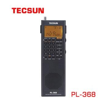 Радиоприемник TECSUN PL-368, FM/DSP/ETM/ATS/SSB 2