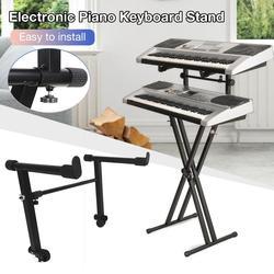 Ajustável Mesa Do Teclado de Piano Eletrônico Instrumento Acessórios Titular