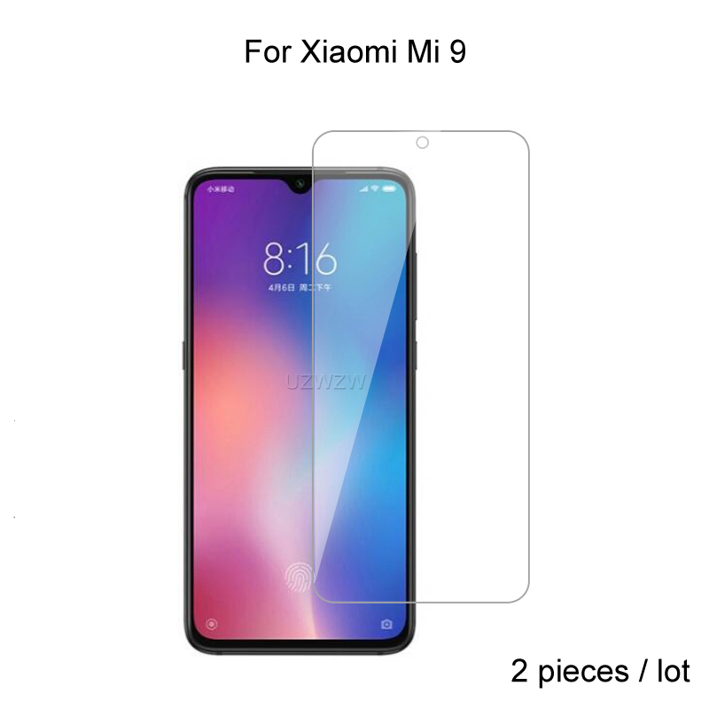 2pcs For <font><b>Xiaomi</b></font> <font><b>Mi</b></font> <font><b>9</b></font> Mi9 Premium 2.5D 0.26mm Tempered <font><b>Glass</b></font> <font><b>Screen</b></font> <font><b>Protector</b></font> For <font><b>Xiaomi</b></font> <font><b>Mi</b></font> <font><b>9</b></font> Protective <font><b>Glass</b></font> image