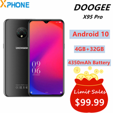 DOOGEE X95 Pro 4GB 32GB 4gbb GSM/LTE/WCDMA Adaptive Fast Charge Quad Core Face Recognition