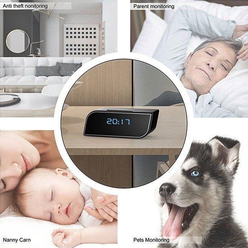 infravermelha câmera de monitoramento remoto mini homecamer