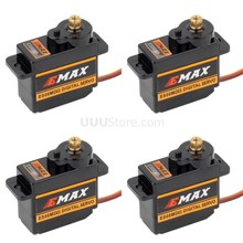 EMAX ES08MDII ES08MD II Digital Servo 12g/ 1.6/2,0 kg.cm High-speed Mini Metall Getriebe