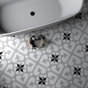 Stickers Wallpapers-Art Floor-Tile Self-Adhesive Ceramic Non-Slip Kitchen Waterproof