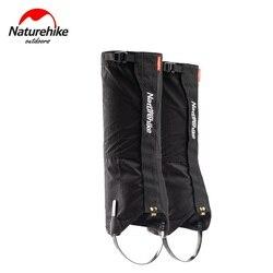 Naturehike Outdoor Hiking Trekking Gaiters Shoes Covers Camping Climbing Skiing Windproof Waterproof Boots Gaiters