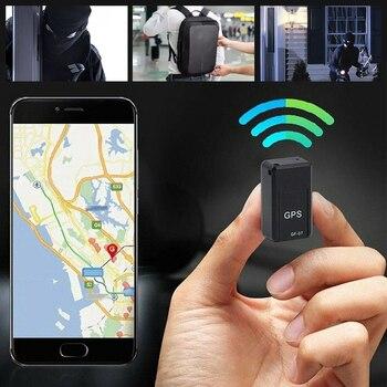 Mini GPS Tracker Auto GPS Locator Anti-theft Tracker Echtzeit Auto Gps Tracker Anti-Verloren Aufnahme Tracking gerät Voice Control