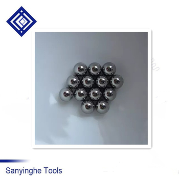 3 pcs/lots  High hardness 20mm YG6 Tungsten carbide ball Alloy balls for milling cutter/bearing fittings precision instrument