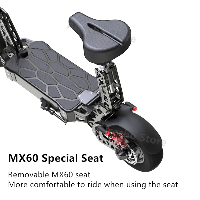 Original <font><b>Mercane</b></font> Removable Seat For <font><b>Mercane</b></font> <font><b>MX60</b></font> Electric Scooter Height Adjustable Saddle <font><b>MX60</b></font> Special Seat image