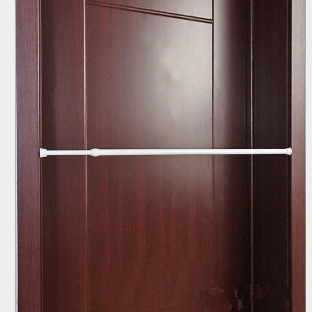 japanese noren doorway curtains door telescopic spring tension rod size 55 95cm