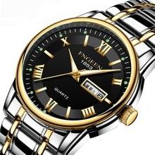 Waterproof Watch Lujo Modernos Men's Deportivo Luxe Montre Regalos Horloges Homme Para