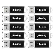 Usb флеш накопители j boxing 10 шт 1 ГБ 2 4 8 16 32