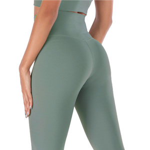 Nackt-Fühlt Sich Yoga Set Yoga Leggings Set Frauen Fitness Yoga Kleidung Hohe Taille Gym Workout Legging Set Gym 2 stück Sport Kleidung