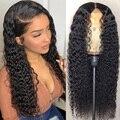 Парик Queenlife на сетке с волнистыми волосами, 13x6, 150/180 плотность, 18- 32 дюйма, парик на сетке, 4x4 5x5, бразильские волосы на сетке, парик на сетке