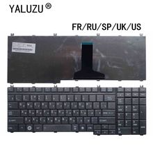 FR/RU/SP/UK/US 노트북 키보드 도시바 위성 A500 A505 X200 X505 X500 X300 X205 MP 06876F0 9204 AEBD3F00150
