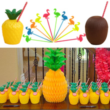 Pineapple party decorations Pineapple cups balloons Hawaii Tropical Party Summer Flamingo Party Luau Wedding Decor Palm Leaf pineapple party decorations pineapple cups balloons hawaii tropical party summer flamingo party luau wedding decor palm leaf