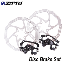 ZTTO disc brakes mountain bike line disc brakes with discs brakes with disc bicycle accessories цена в Москве и Питере