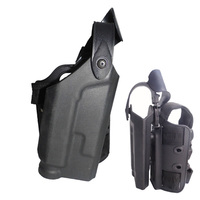 Tactical Colt 1911 Leg Gun Holster Hunting Combat Right Hand Pistol Thigh Airsoft Holster Gun Case With Flashlight for colt 1911